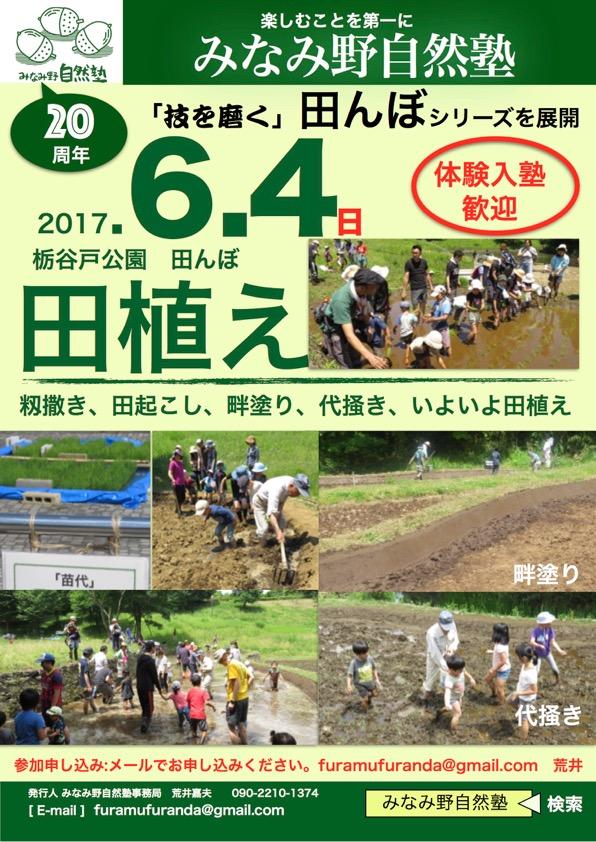 20170604田植え